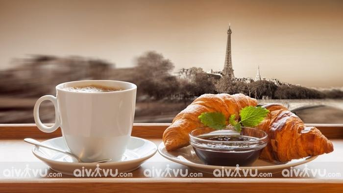Lãng mạn mùa thu nước Pháp
