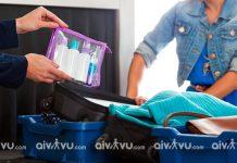Quy định chất lỏng trong hành lý của các hãng hàng không Việt Nam