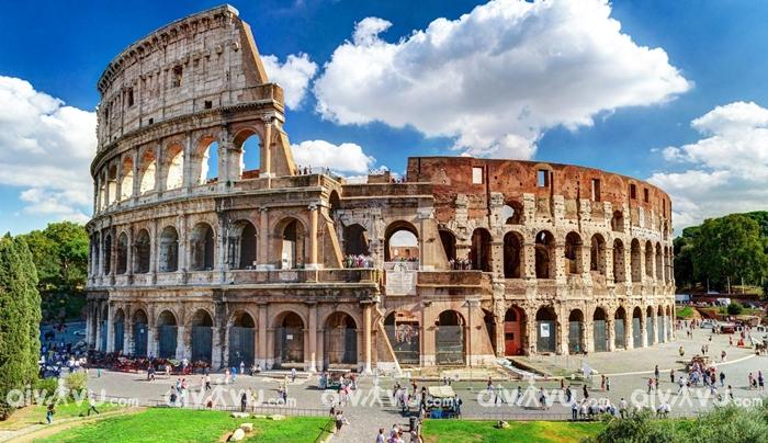 Những địa điểm du lịch nổi tiếng nhất tại Rome