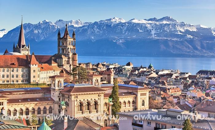 Những địa điểm du lịch hấp dẫn tại Zurich