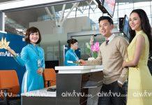 Chính sách hành lý Vietnam Airlines 2019