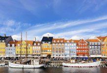 Vé máy bay đi Copenhagen giá rẻ