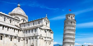 Vé máy bay đi Italia Ý giá rẻ