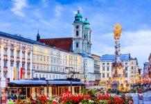 Vé máy bay đi Linz bao nhiêu tiền?