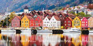 Vé máy bay đi Oslo (OSL) giá rẻ