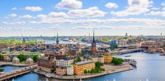 Vé máy bay đi Stockholm giá rẻ