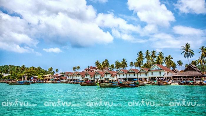 Hòn đảo Koh Phi Phi Don Thái Lan