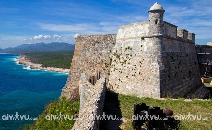 Pháo đài San Pedro - Cebu