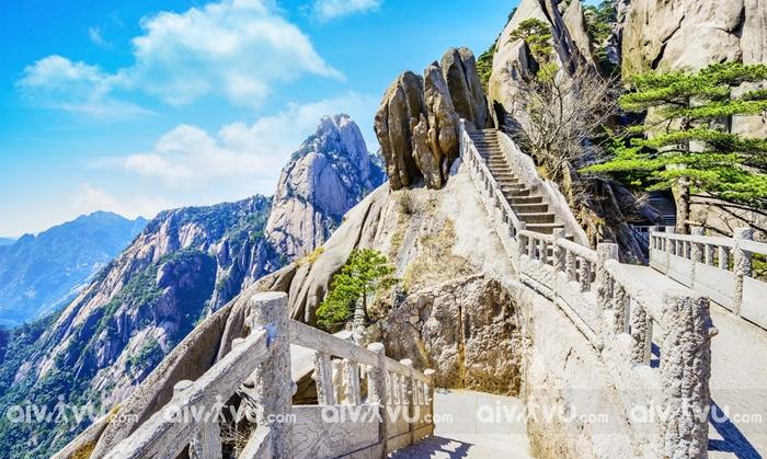 Hoàng Sơn địa danh tứ tuyệt tại Trung Quốc