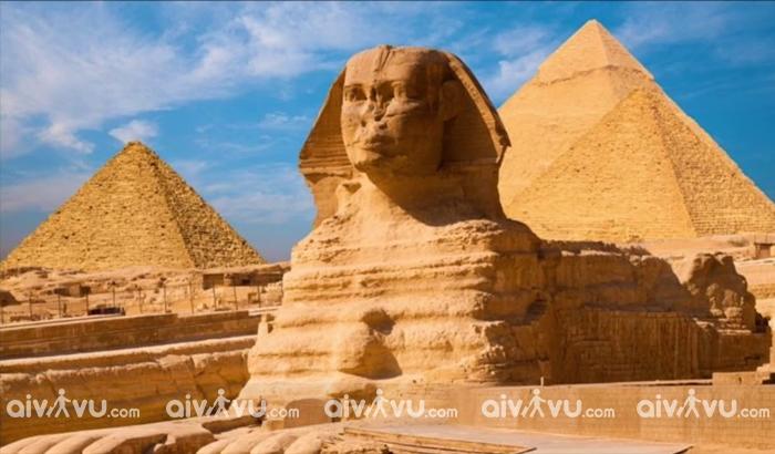Tượng nhân sư nền văn minh cổ 800.000 năm tuổi
