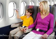 Nên làm gì để đảm bảo an toàn khi bay