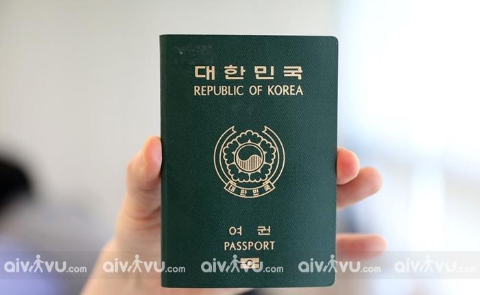 Thủ tục hồ sơ xin visa đi Hàn Quốc cần giấy tờ gì?