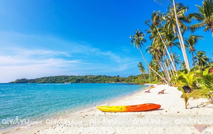 Bãi Sao - bãi biển đẹp nhất đảo ngọc