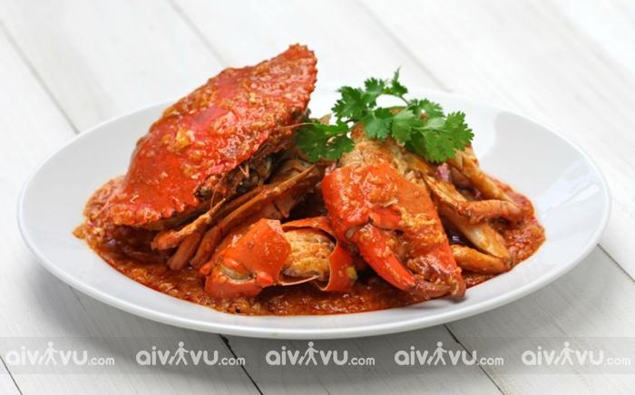 Chilli Crab - món ăn nhất định phải thử khi lần đầu đi Singapore