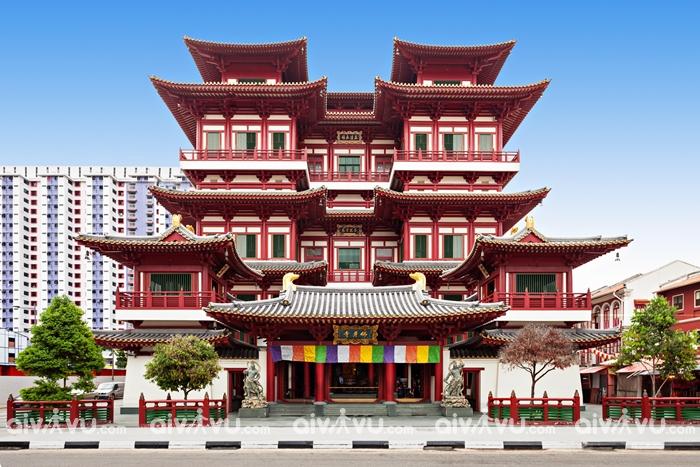 China Town - Trung tâm mua sắm và giải trí nổi tiếng ở Singapore