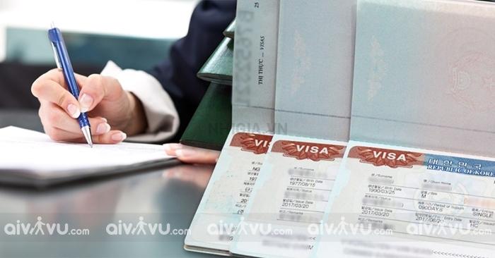 Có bao nhiêu loại visa Hàn Quốc, Lệ phí xin visa Hàn Quốc
