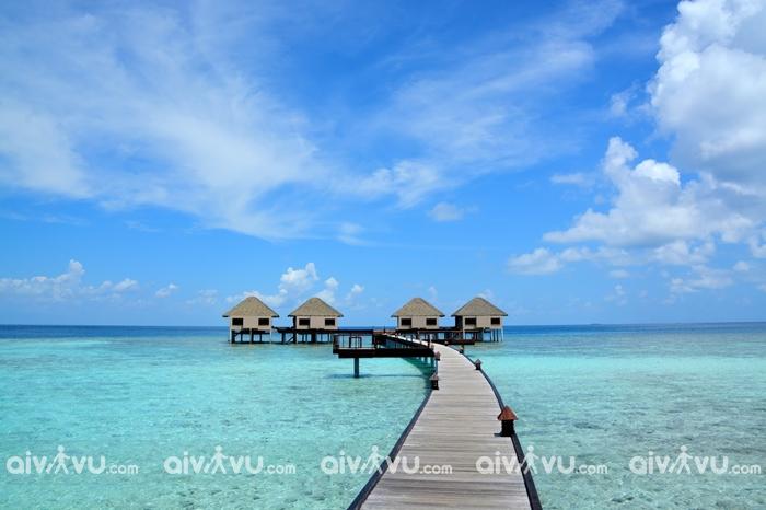 Thiên đường trên mặt đất gọi tên đảo Điệp Sơn.