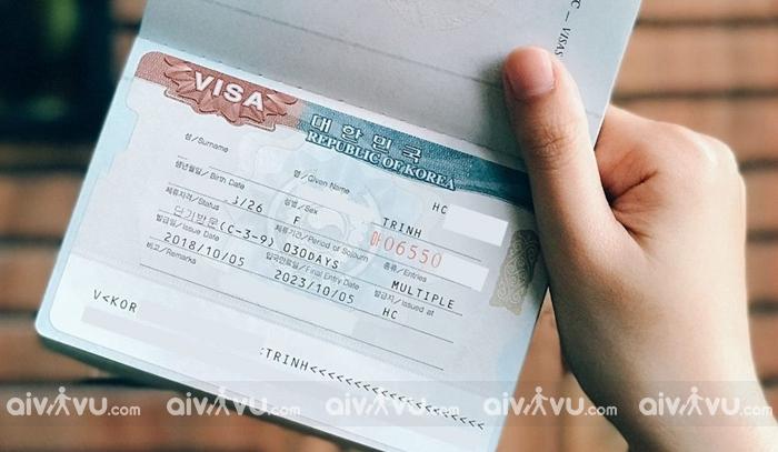 Điều kiện để xin visa Hàn Quốc 5 năm