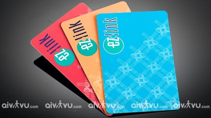 Thẻ EZlink là phương tiện thanh toán tiện ích nhất khi di chuyển bằng các phương tiện công cộng
