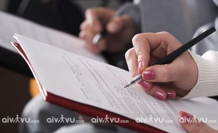 Hướng dẫn cách điền tờ khai xin visa Hàn Quốc nhanh chóng
