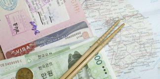 Lệ phí xin Visa Hàn Quốc bao nhiêu tiền?