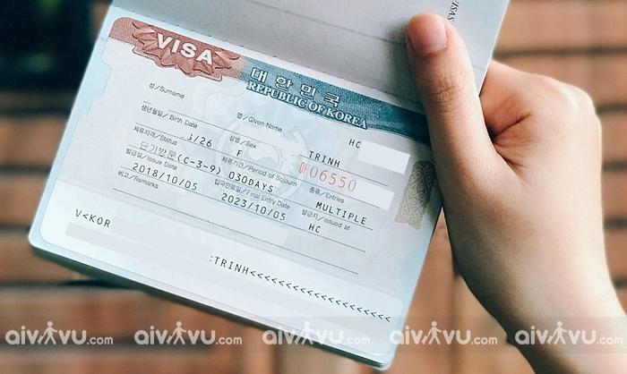 Xin visa đi Hàn Quốc khó hay dễ