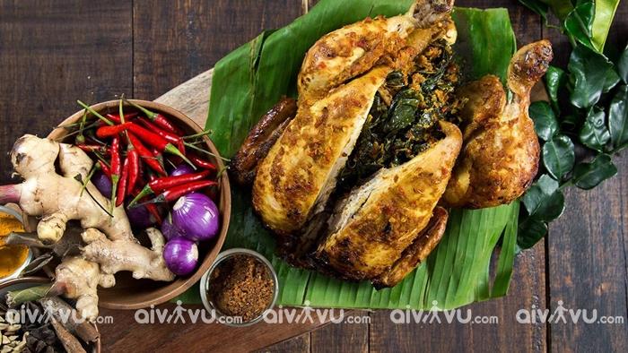 Betutu - món ăn mang tính biểu tượng của người Bali
