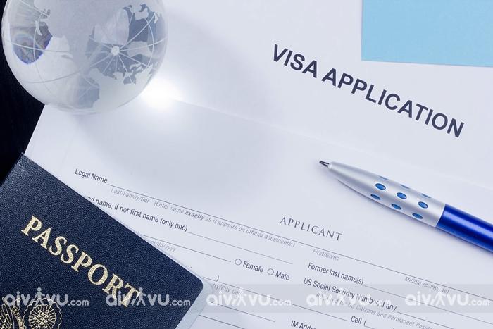 Các loại giấy tờ xin visa Trung Quốc cần thiết gồm những gì?