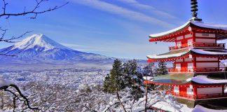 Du lịch mùa đông Nhật Bản có gì thú vị