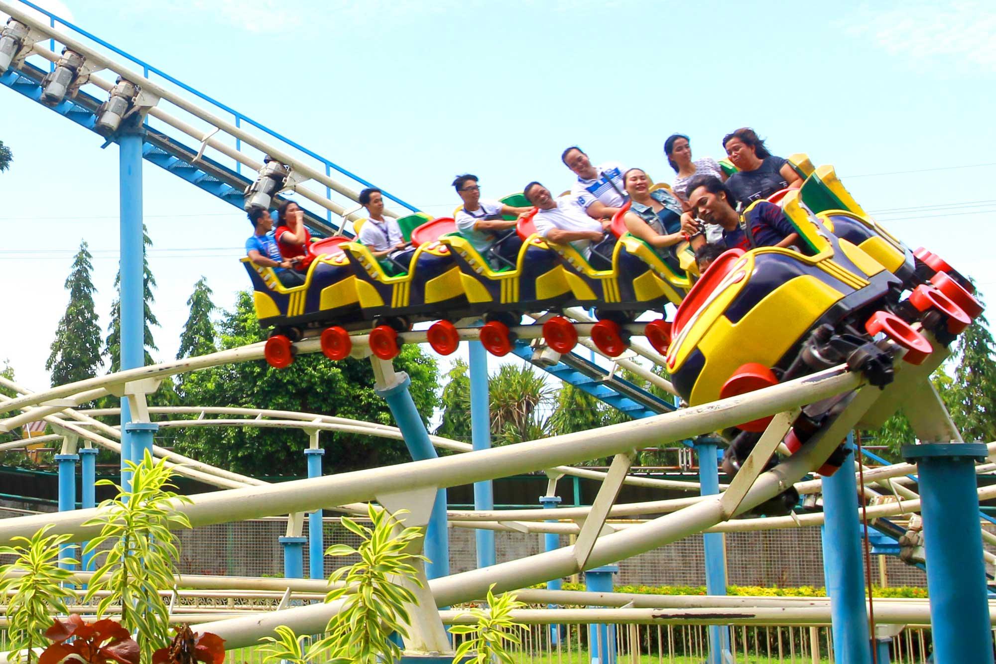 Enchanted Kingdom – Công viên giải trí hấp dẫn khách du lịch Manila