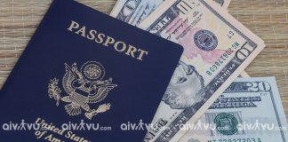 Lệ phí xin visa Trung Quốc bao nhiêu tiền?