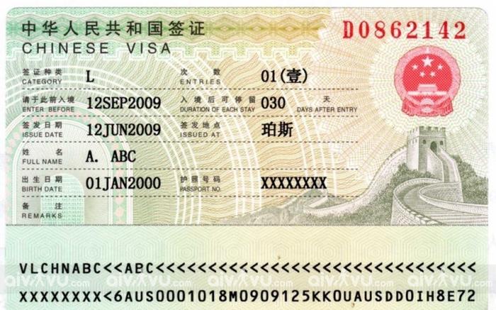 Thời điểm thích hợp tự xin visa Trung Quốc?