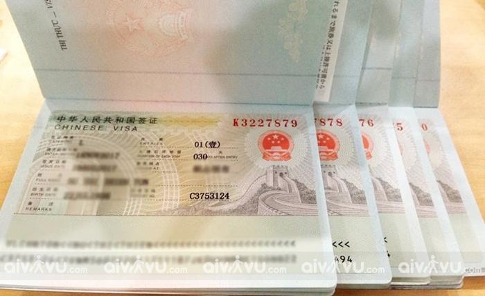 Visa Trung Quốc có thời hạn trong bao lâu?