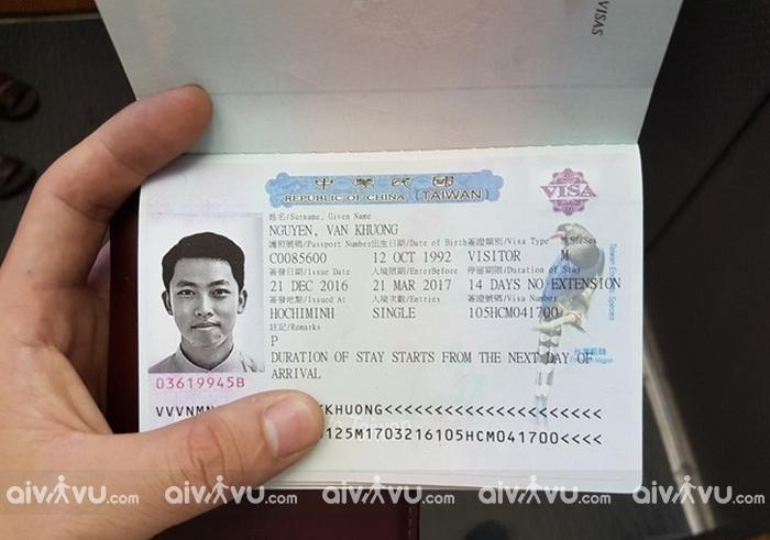 Xin visa Đài Loan là điều kiện đầu tiên và quan trọng để đến vùng đất xinh đẹp này