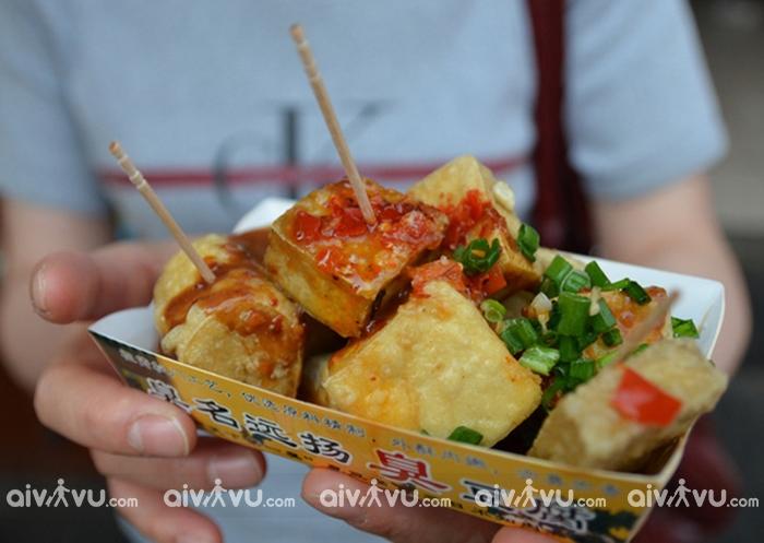 Đậu hũ thối – ẩm thực đặc trưng xứ Đài