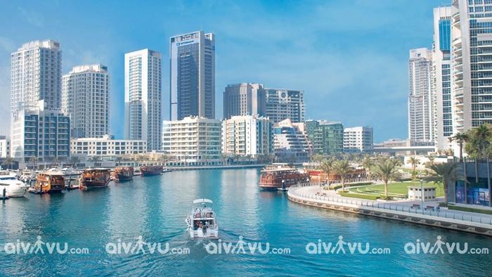Mùa đông là mùa cao điểm khi du lịch Dubai