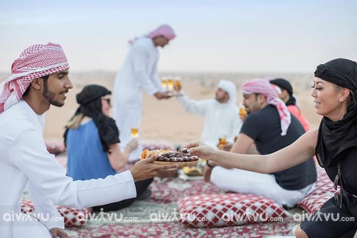 Tôn trọng tháng lễ Ramadan cũng như chính tôn trọng con người nơi đây
