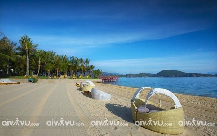 Hòn Tằm - khu du lịch nghỉ dưỡng sang chảnh nhất Nha Trang