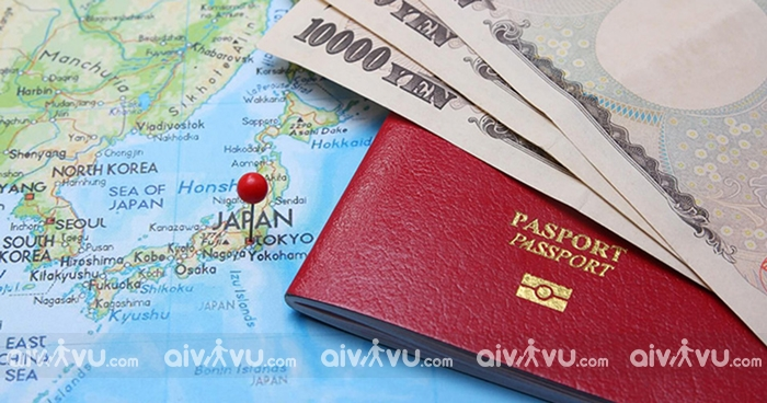 Điều kiện khi điền mẫu đơn xin visa Nhật Bản