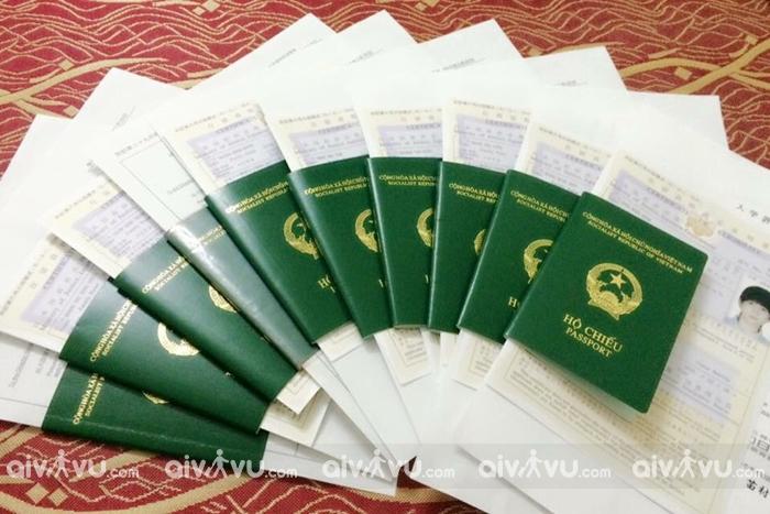 Xin visa xuất khẩu lao động Nhật Bản cần giấy tờ gì?