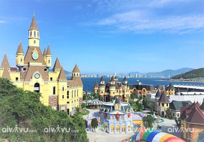 Vinpearl Land - điểm dừng chân hấp dẫn khi du lịch Nha Trang