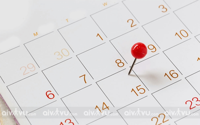 Thời hạn cấp visa trong một ngày là có hạn. Bạn nên để ý ngày để khả năng visa được duyệt cao