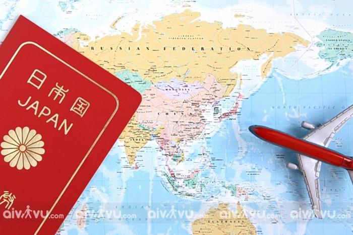 Lệ phí xin visa Nhật Bản giống nhau dù có tới 3 loại visa