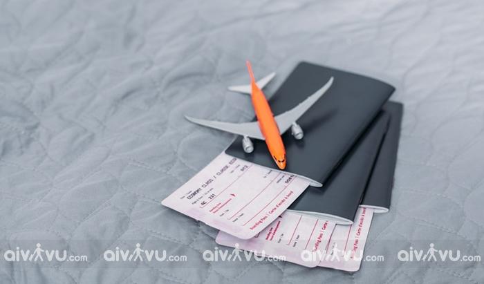 Xác nhận đặt vé máy bay đi Trung Quốc khứ hồi