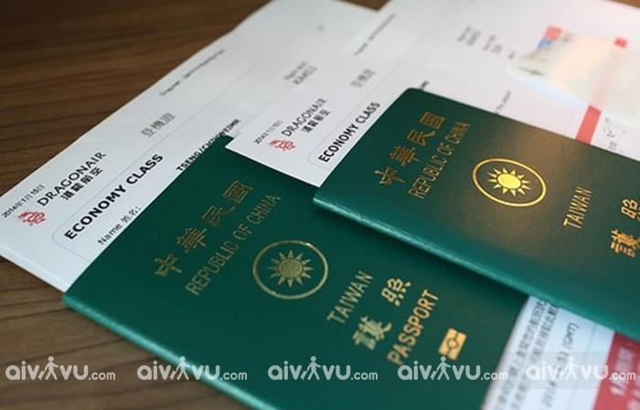 Xin visa Đài Loan có khó không?