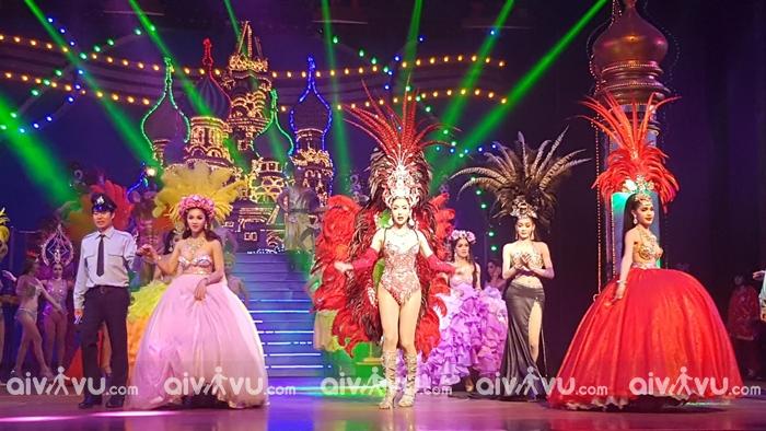 Các chương trình biểu diễn sôi động khi du lịch Thái Lan dịp Tết Nguyên đán