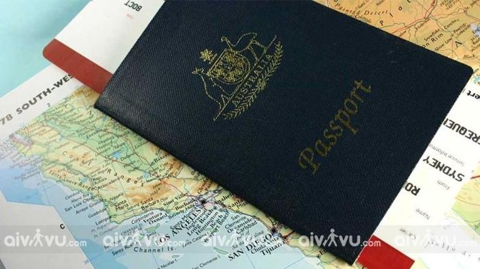 Hồ sơ xin visa Úc gồm những gì?