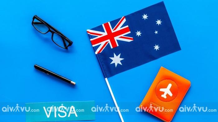 Hướng dẫn điền tờ khai xin visa Úc đầy đủ chi tiết nhất