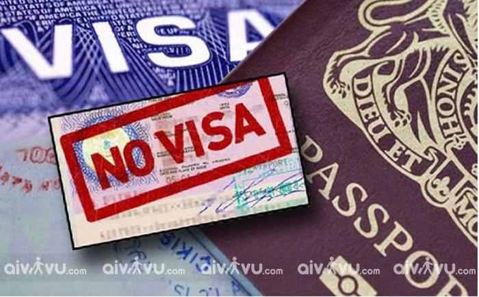 Điều kiện được miễn thị thực nhập cảnh Đài Loan