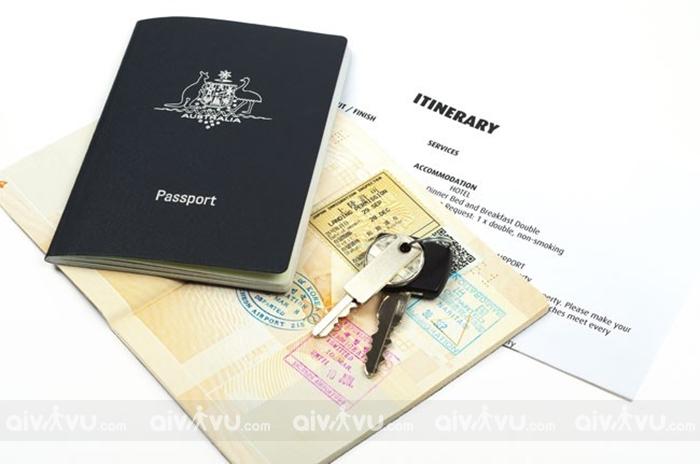 Thủ tục hồ sơ xin visa Úc cần giấy tờ gì?